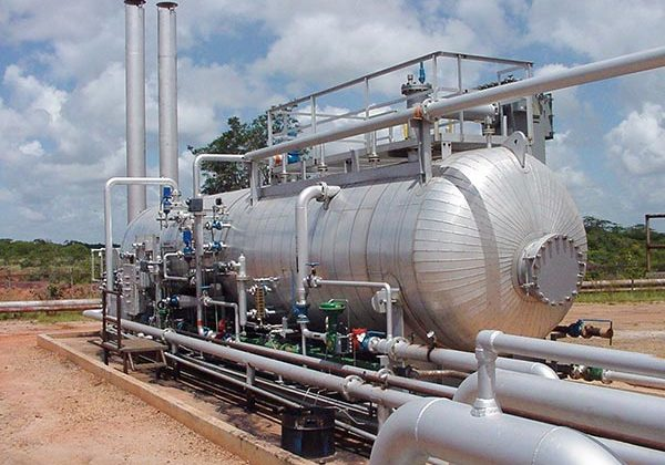 Tratador termo electrostatico pdvsa industria petrolera